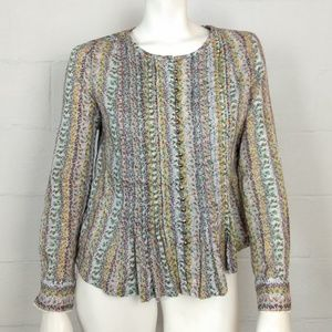 Maeve Anthropologie Blouse